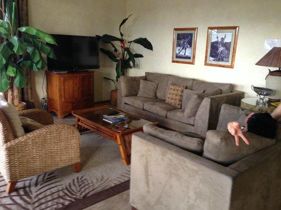 Aston Shores at Waikoloa: living