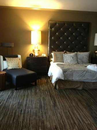 Hilton Dallas Park Cities: Bedroom - Presidential Suite