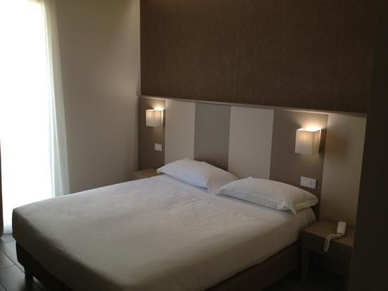 L'Hotel Rimini : Interni