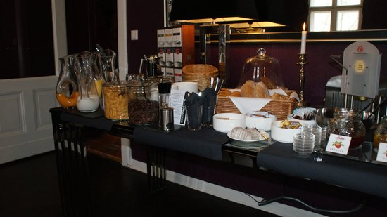 ArtHotel Connection: Breakfast - only apart of the selection
