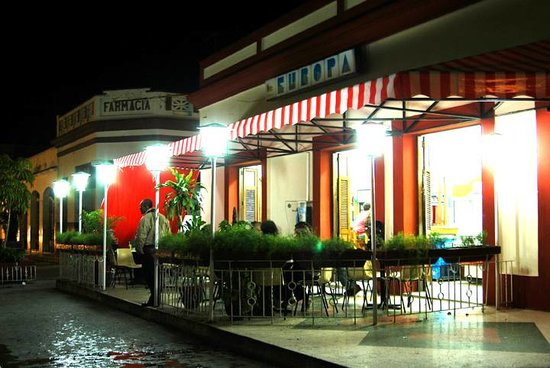 Europa Santa Clara Independencia Luis Estevez Restaurant Reviews Photos Tripadvisor