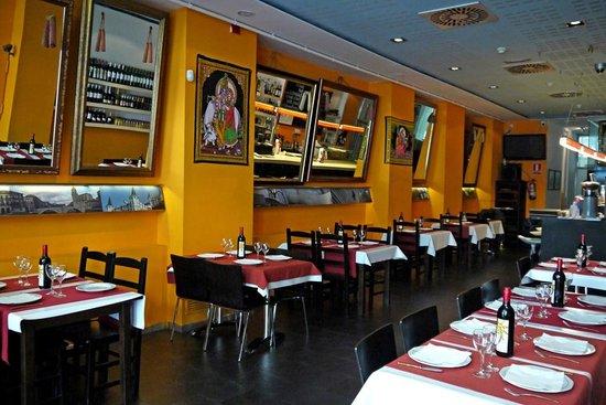 Gandhi Restaurante Hindu