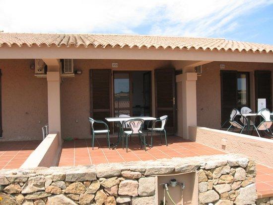 Casa con terrazzo - Foto di Residence Hotel Porto Mannu, Palau ...