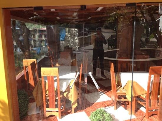 Wiracocha Inn: restaurante