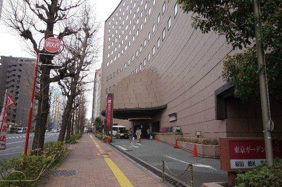 Tokyo Garden Palace: ホテル