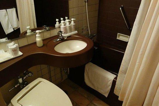 Tokyo Garden Palace: バスルーム