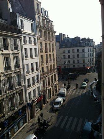 Brittany Hotel: vista dalla camera 425