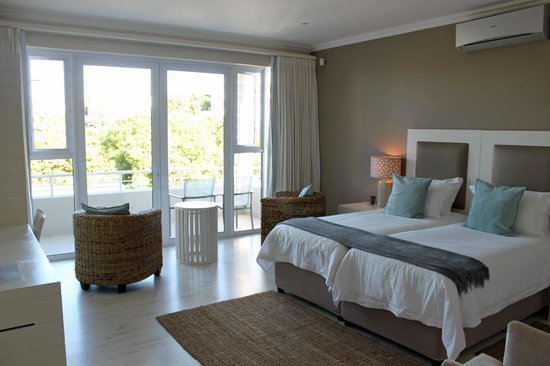 The Robberg Beach Lodge : Luxury Room at Robberg House
