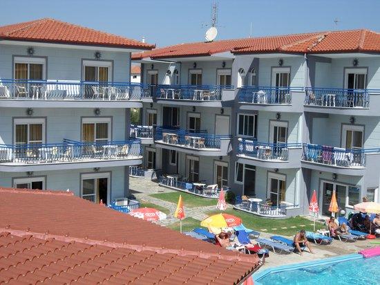 Royal Hotel: royal kostas hotel