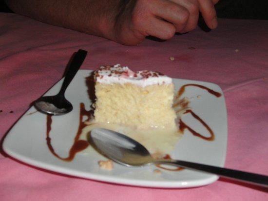Nene's Restaurant : Tres Leeche