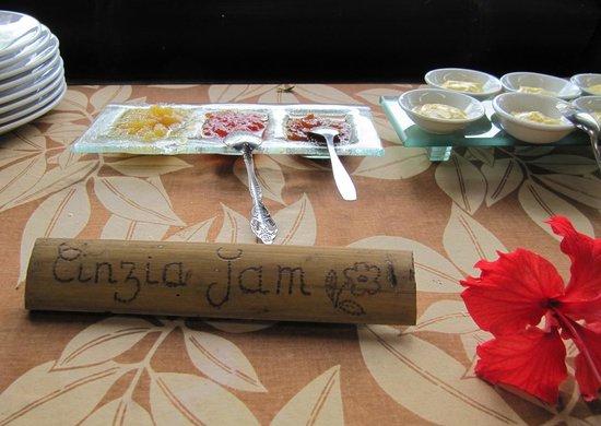 บาหลีอีโควิลเลจ: Breakfast