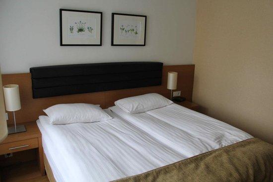 هوتل ريكيافيك سينترم: Bed