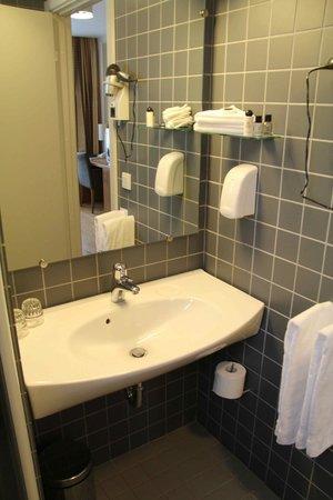 Hotel Reykjavik Centrum: Sink area