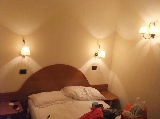 Hotel Primus Roma: ダブルルーム