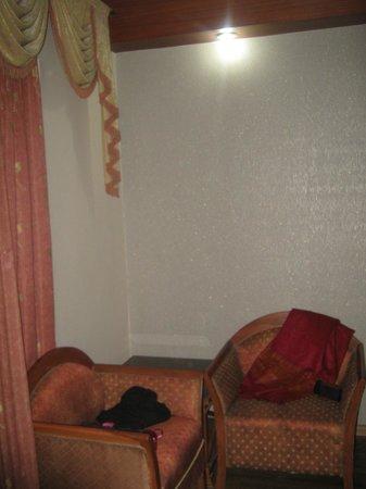 Hotel Angel's Inn : room