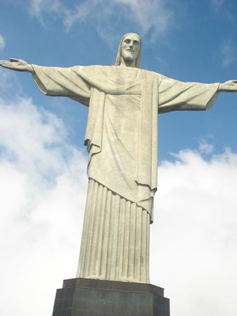 Hotel Novotel Rio de Janeiro Copacabana: CRISTO REDENTOR