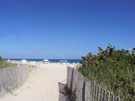 The Kent Hotel: Praia mais próxima (Comunidade Gay)