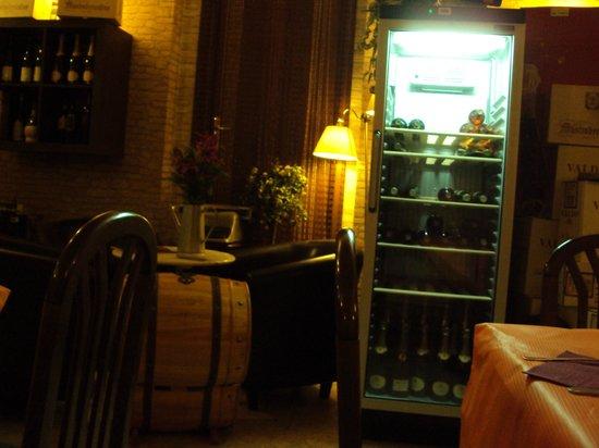 Quirinale Hotel: Bar