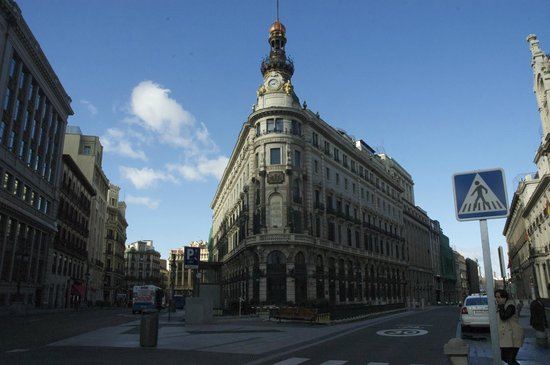 Fachada hotel picture of hotel regina madrid tripadvisor for Hotel regina alcala 19 madrid