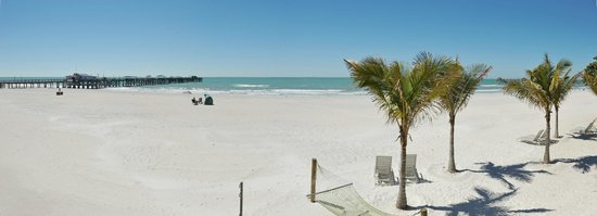 Redington Beach, FL: Beach area