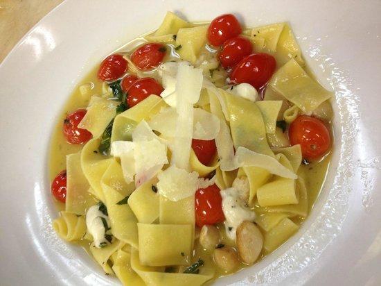 Jessie's Restaurant : Pappardelle Pasta