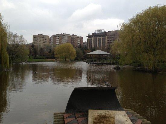 NH Pamplona Iruña Park: ヤマグチ公園