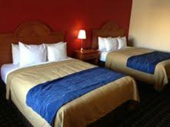Stanford Inn & Suites: Non Smoking Two Queen Beds