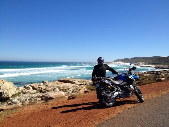 Cape Bike Travel and Motorbike Rental and Tours: Cape of good hope
