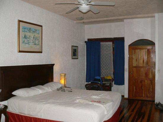 Eco-Hotel El Rey Del Caribe: CHAMBRE