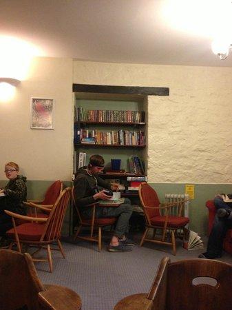 YHA Dartmoor: Rocho looking for some games