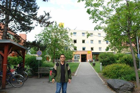 JUFA Hotel Graz City: bem tranquilo