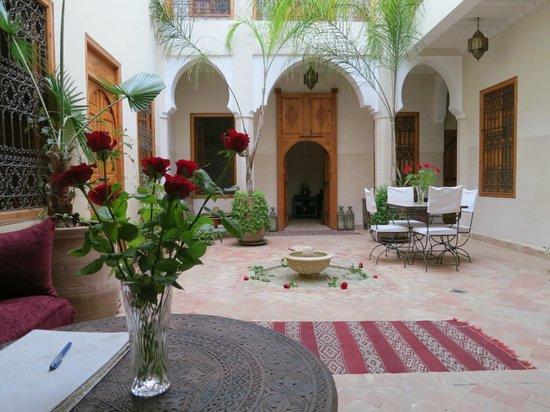 Riad Ma'ab : Ground floor