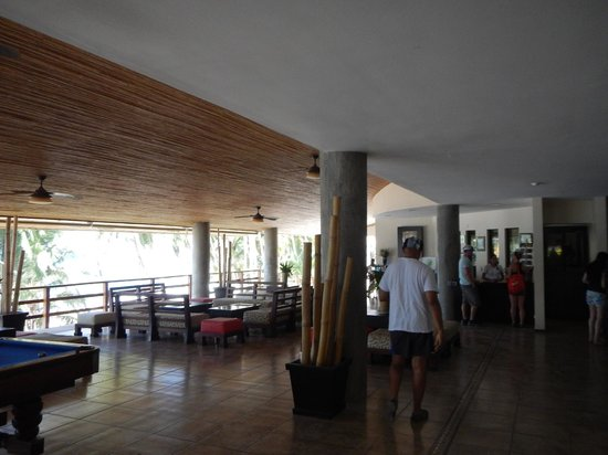 Tango Mar Beachfront Boutique Hotel & Villas: lobby
