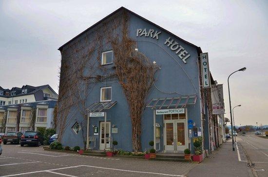 Mühlenthaler's Park Hotel Konz: Park Hotell.