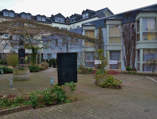 Mühlenthaler's Park Hotel Konz: Den nyare delen.
