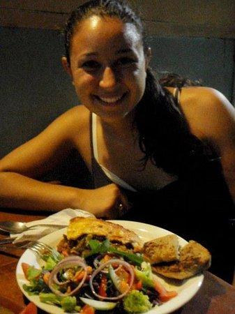 Cafe Campestre: garden salad