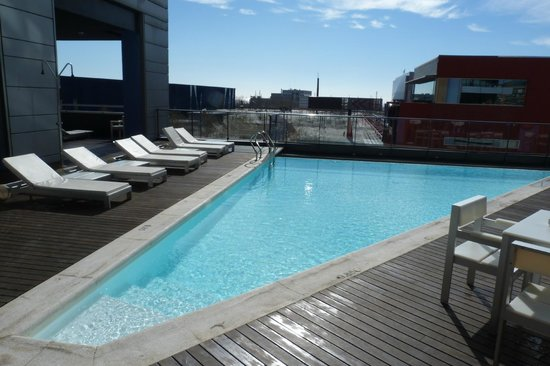 Barcelona Princess: Heated outdoor pool on 3rd floor