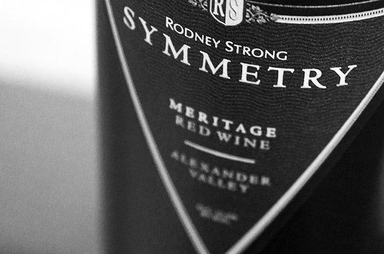 Rodney Strong Vineyards : Rodney Strong Symmetry Meritage