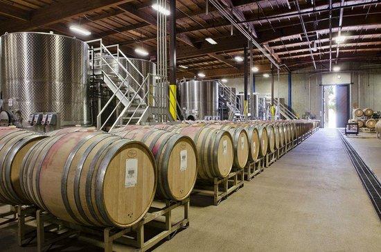 Rodney Strong Vineyards : Winery