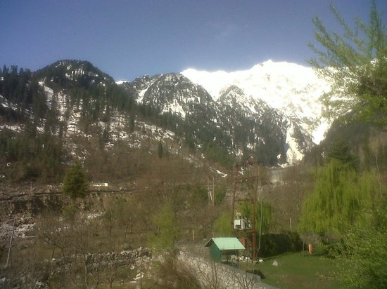 Solang Valley Resort: Breathtaking view