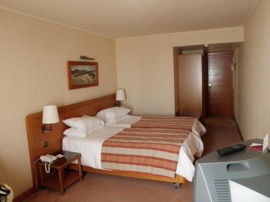President Hotel : Basic room on the 14th floor