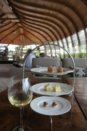 Park Hyatt Maldives Hadahaa: Delicious treats