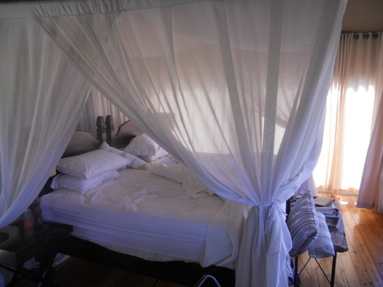 Wilderness Safaris DumaTau Camp: Tent 1