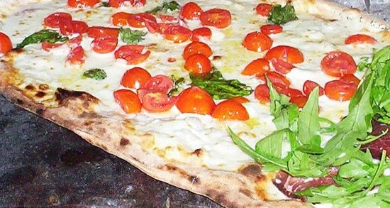Pizzeria Viraf: crudaiola