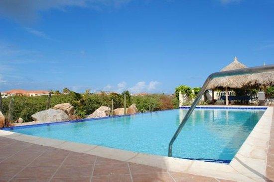 Aruba Cunucu Residence : Pool
