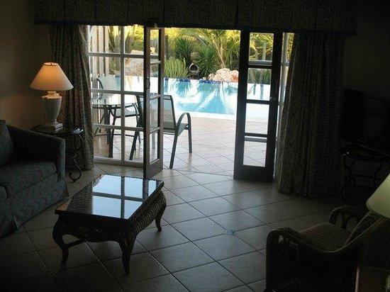 Aruba Cunucu Residence: View from Room