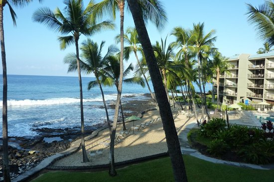 Aston Kona by the Sea: View from ocean front room