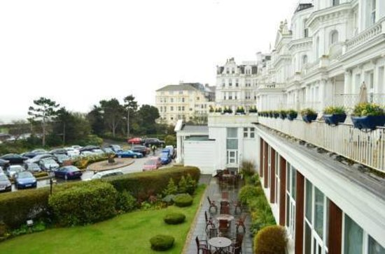 The Front Picture Of The Grand Hotel Eastbourne Eastbourne Tripadvisor