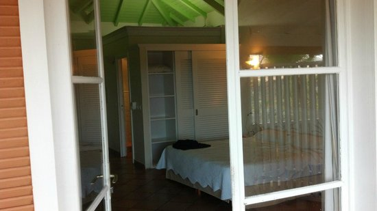 Hotel La Plantation: Room out to in