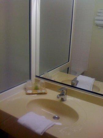 Hostellerie Saint Vincent Beauvais Aeroport: salle de bain